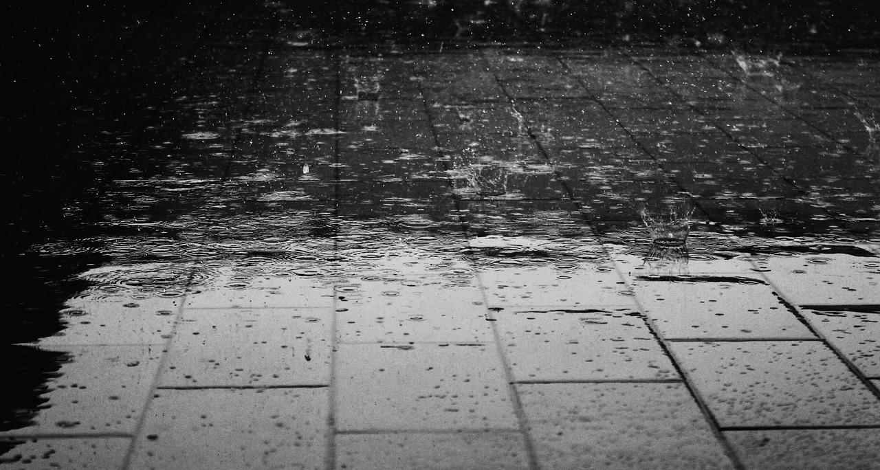 2017年10月毎週末雨ばかり。ついには関東公認試合が中止に。