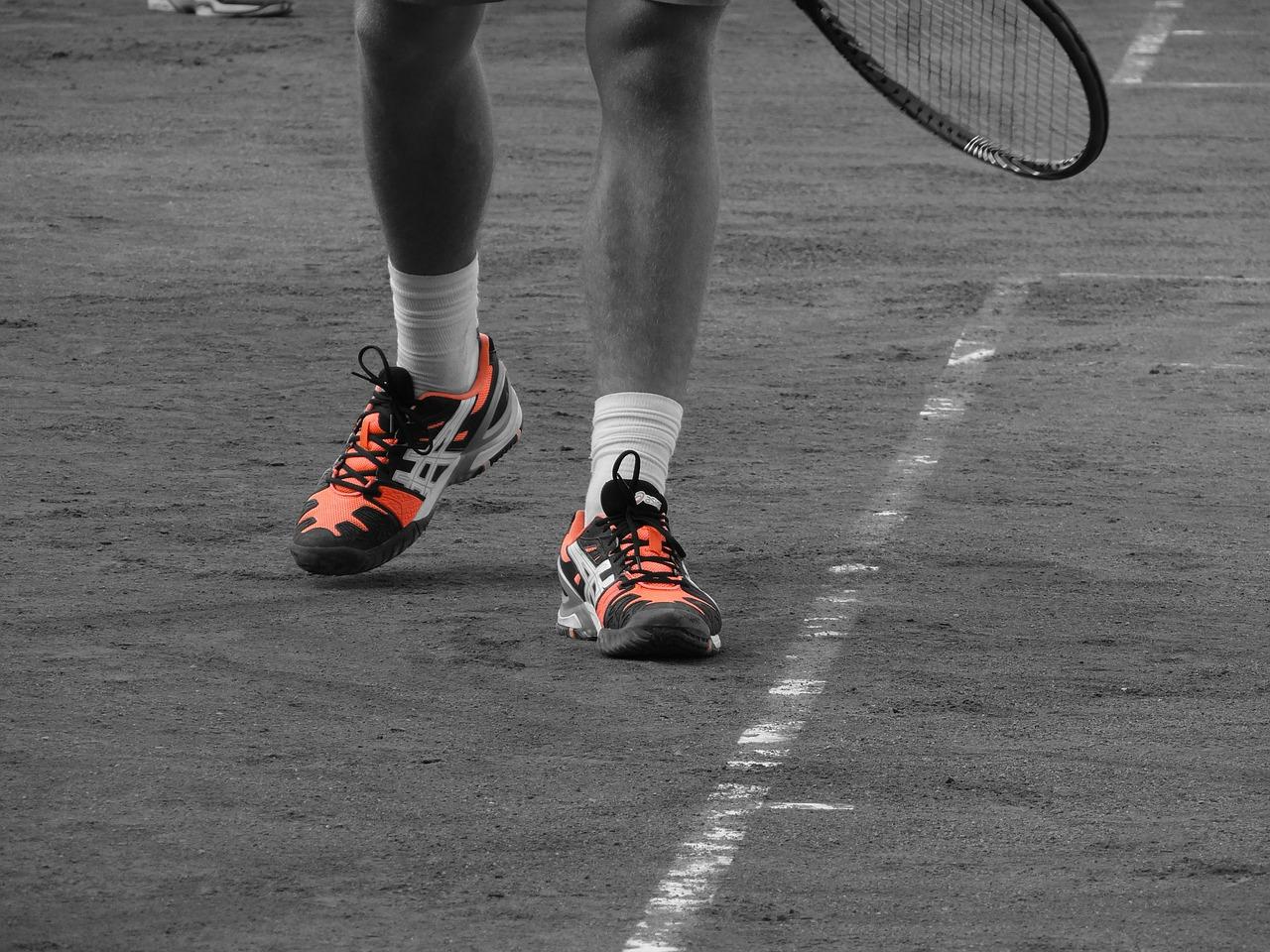 テニスのウォームアップはどれぐらいやったらいいの?